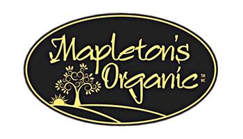 Mapleton's organics