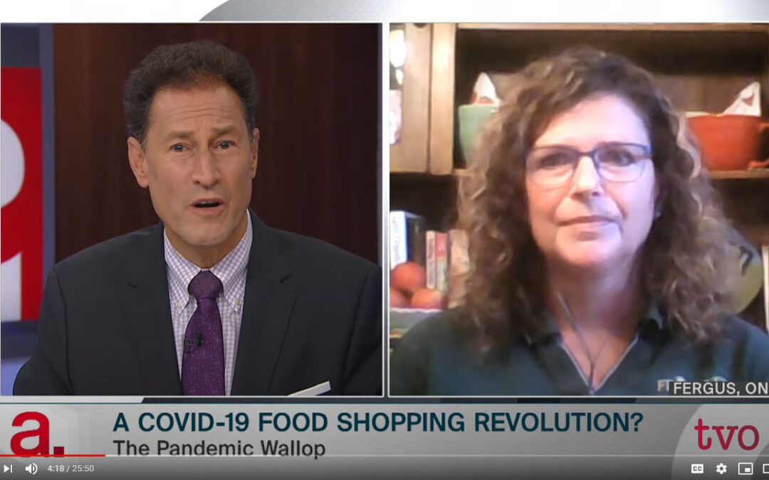 Has COVID-19 Changed How We Shop for Food? The Agenda with Steve Paikin